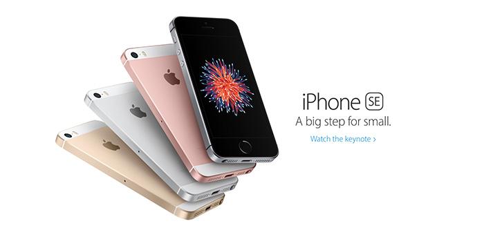 iPhone SE Apple 4g