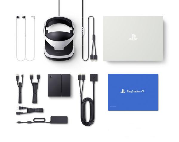 Playstation VR Box
