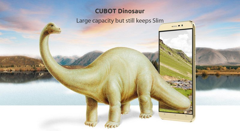 CUBOT Dinosaur 4G 4