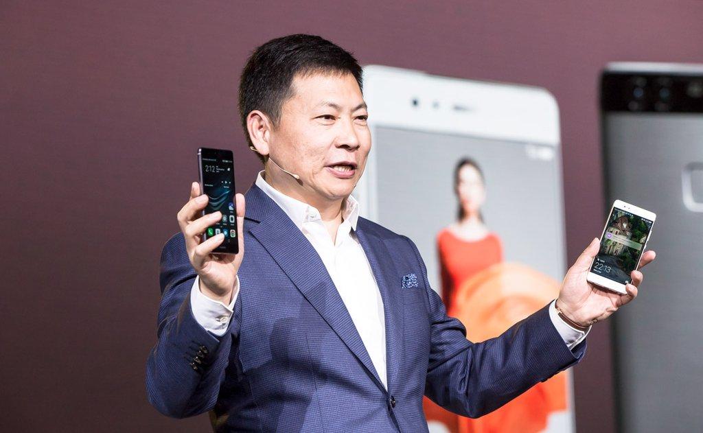 Apresentação oficial do Huawei P9