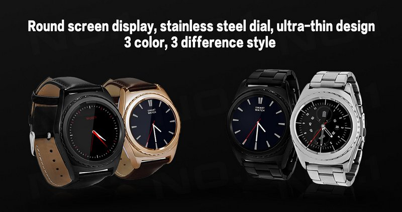 NO.1 G4 Smartwatch 1