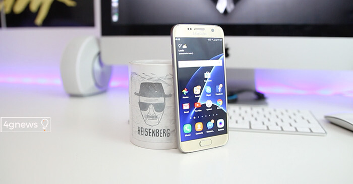 Samsung Galaxy S7 4gnews 5