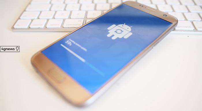Samsung Galaxy S7 Galaxy S7 Edge Android Oreo