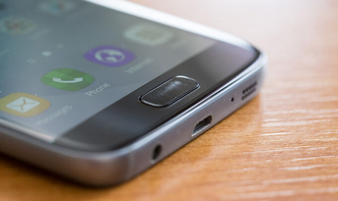 Samsung galaxy S7 riscos