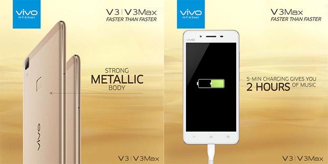 vivo C3 v3 max