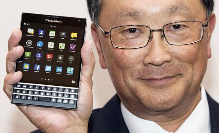 Jonh chen blackberry