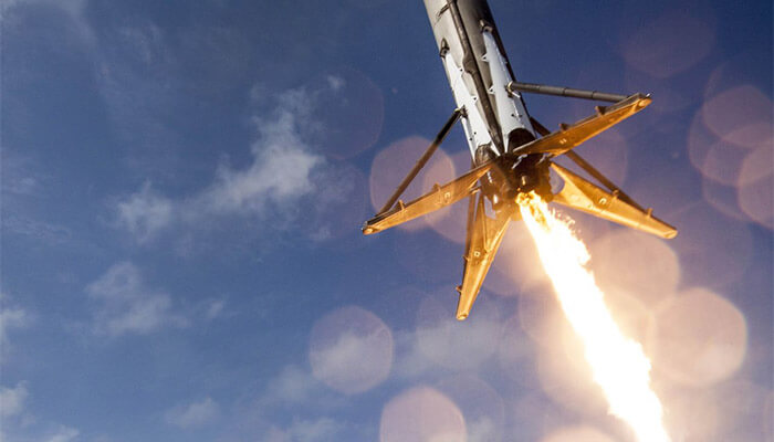 Rocket space X