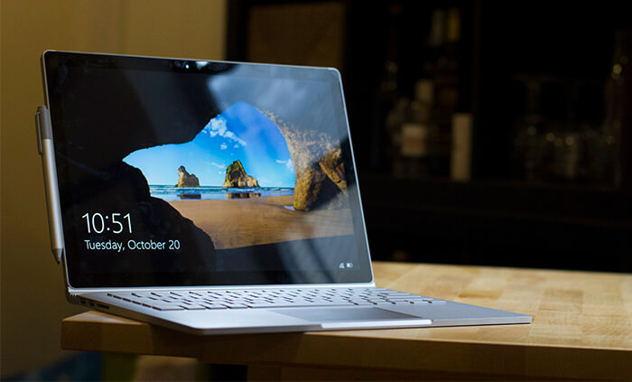 Surface Book Microsoft Intel