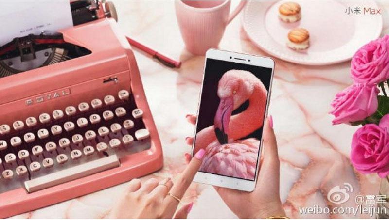 Xiaomi Max phablet