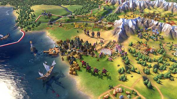 civilisation city 1