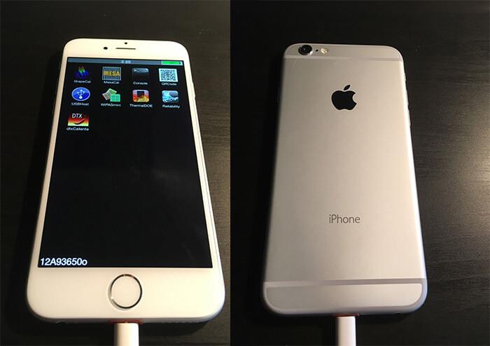 iPhone 6 prototipo