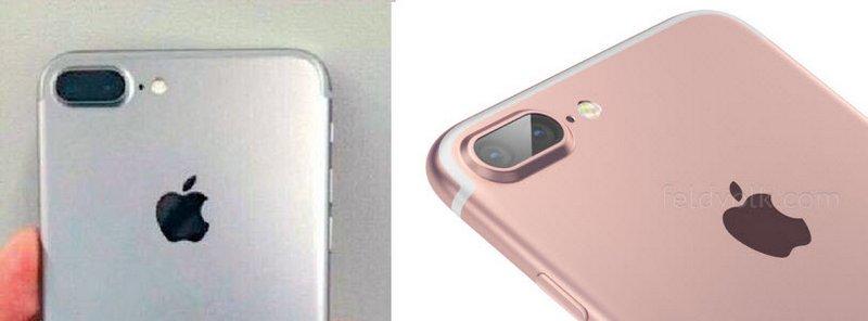 iSight do iPhone 7 e iPhone 7 Plus