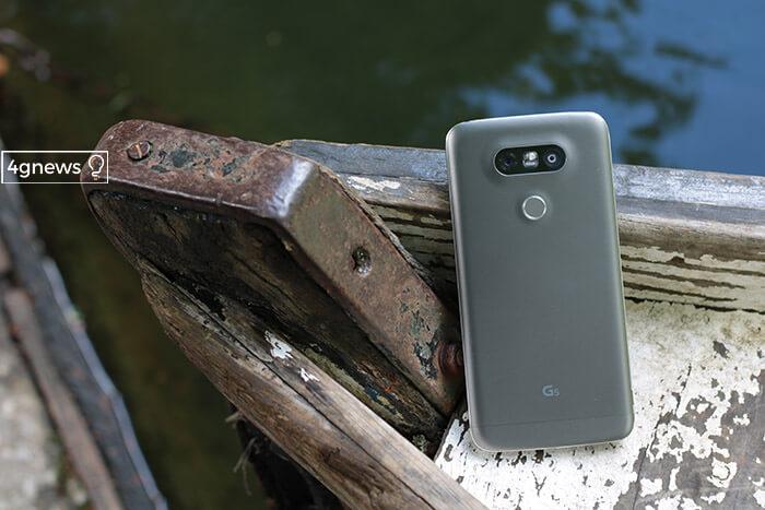 LG G5: Review / Análise em Português - 4gnews