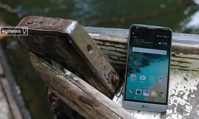 LG G5: Review / Análise em Português   4gnews