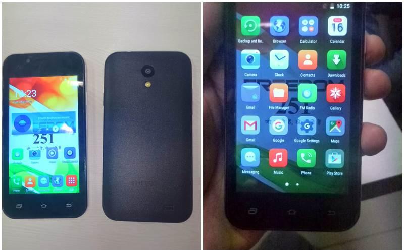 smartphone freedom