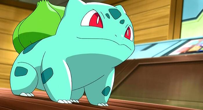 Bulbasaur pokemon-