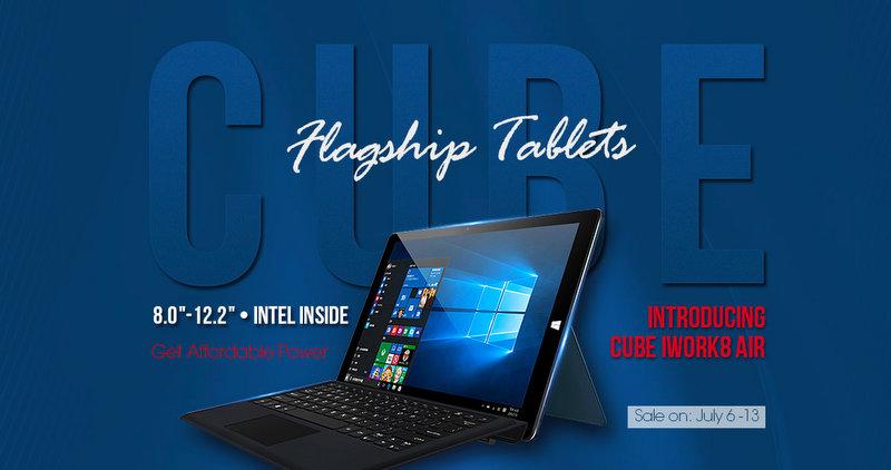 Tablet Cube i8