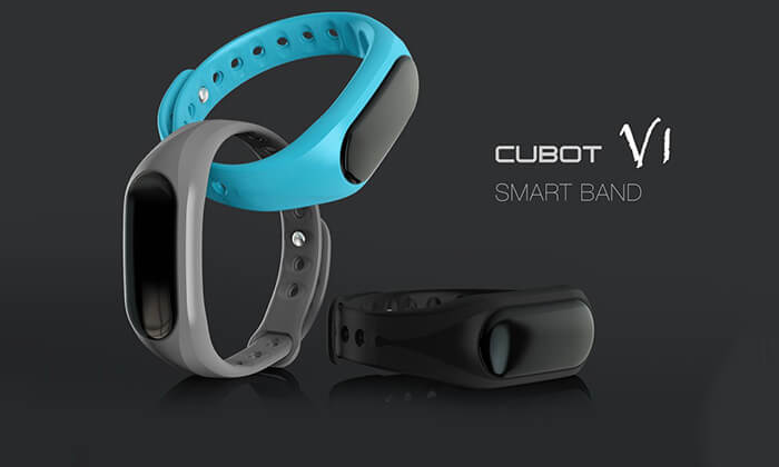 Cubot vq1 smartband