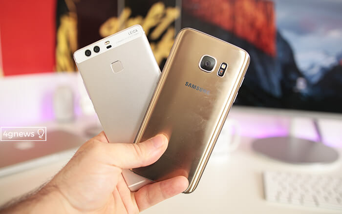 Huawei P9 Galaxy S7 4gnews (1)