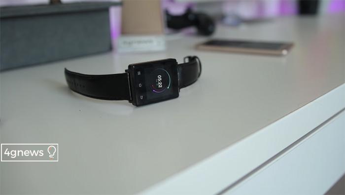 NO.1 D6 smartwatch 4gnews 5