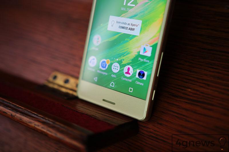 Sony Xperia X Android Oreo