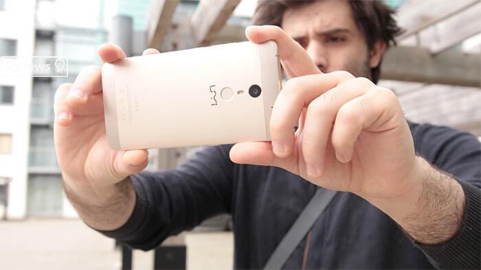 Umi Super 4gnews 3 smartphone câmara