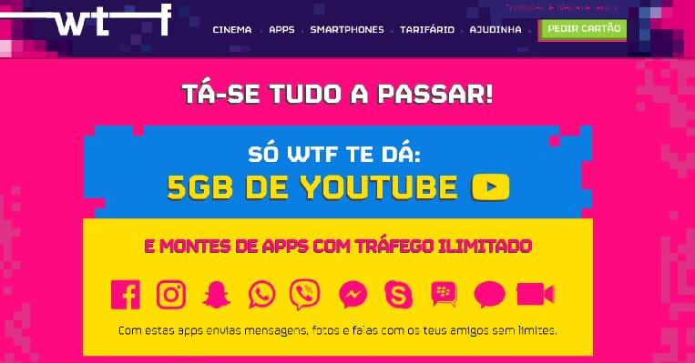 WTF 5GB Youtube