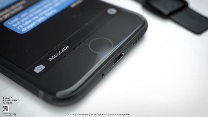 iPhone 7 render 4