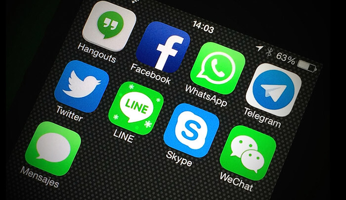 wahtsapp messaging apps 2