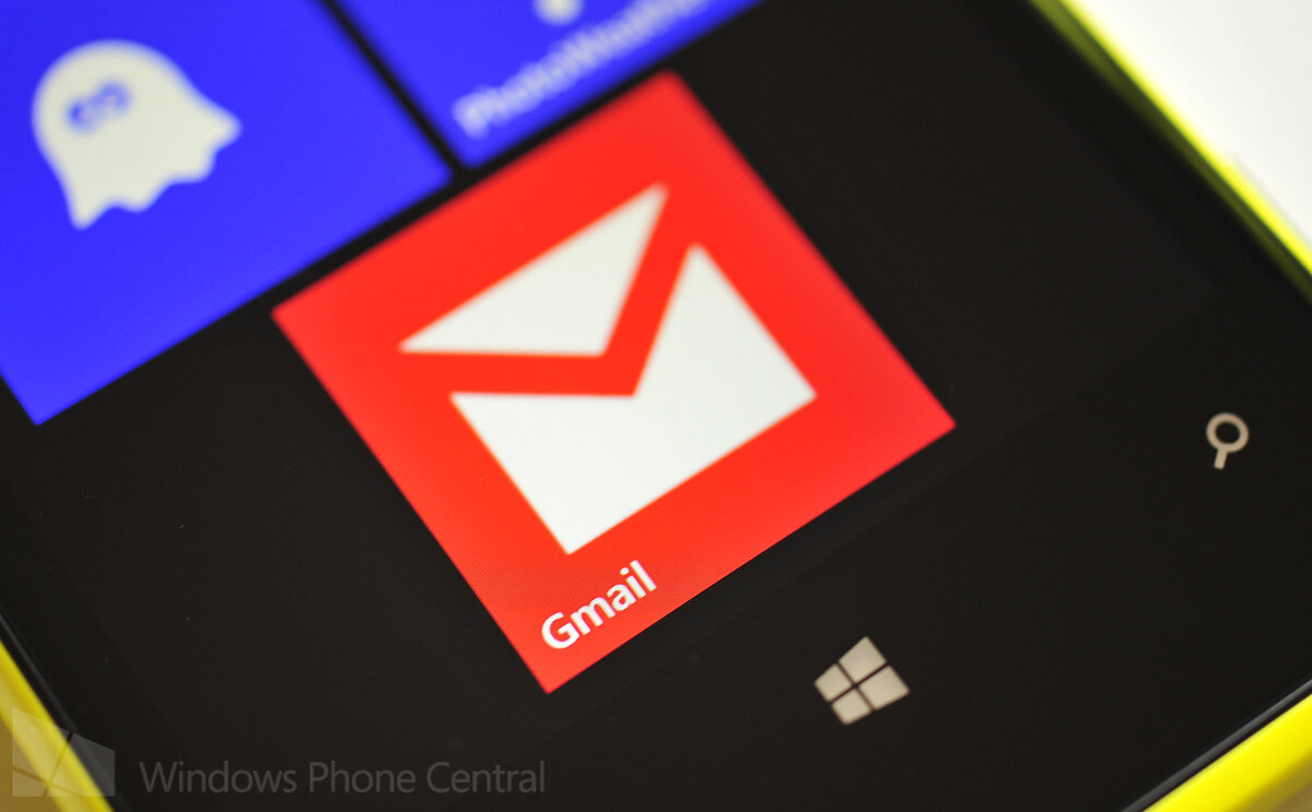 Gmail for Windows Phone by EcoMerc (1)