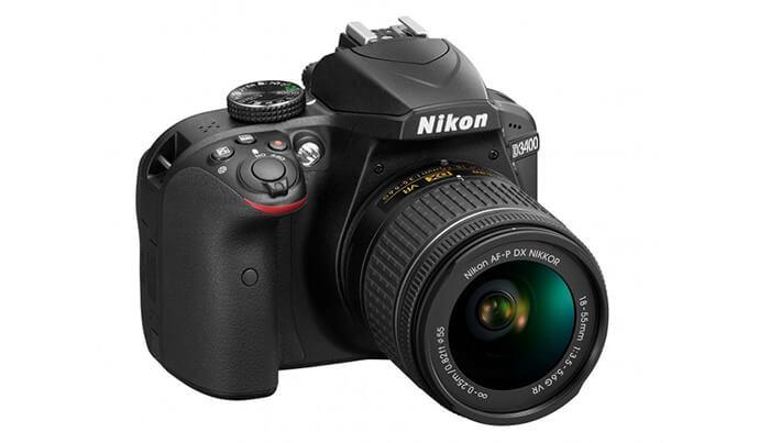 Nikon d3400 1