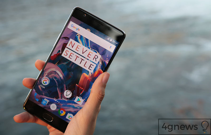 OnePlus 3 Smartphone Android O update OnePlus 3T