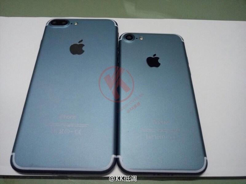 319d5def954 Novo leque de fotografias mostram-nos o iPhone 7 e iPhone 7 Plus em ...