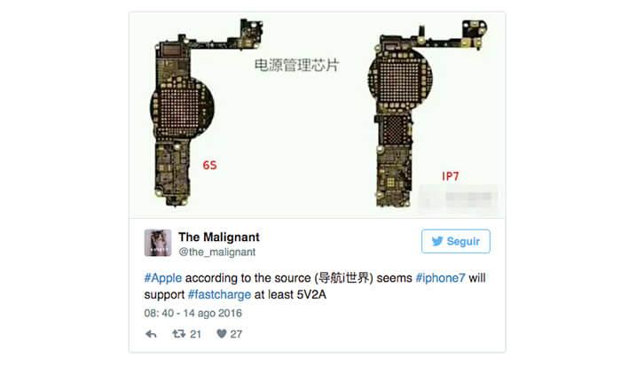 iPhone 7 logic
