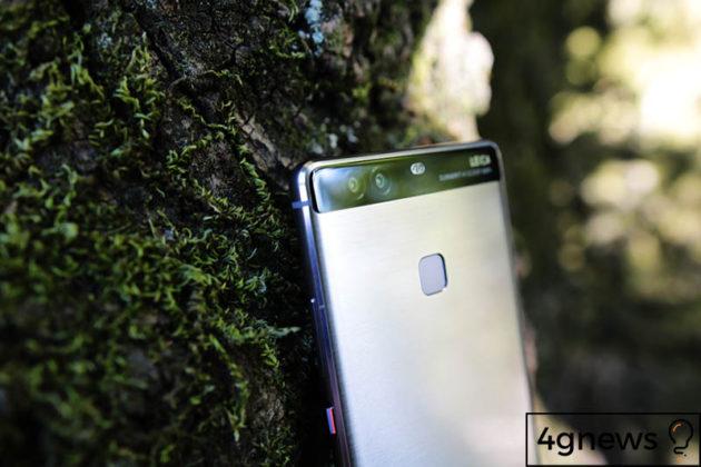 Huawei P9 Plus Android Oreo EMUI 8.0