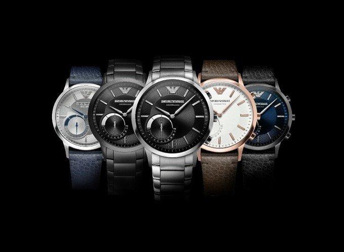 964cd04e801 Emporio Armani lança a sua primeira coleção de Smartwatches - 4gnews