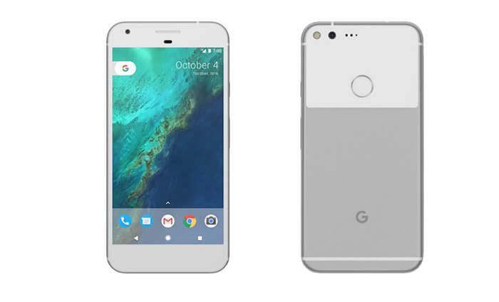 google-pixel-branco