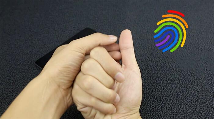 vernee-fingerprint