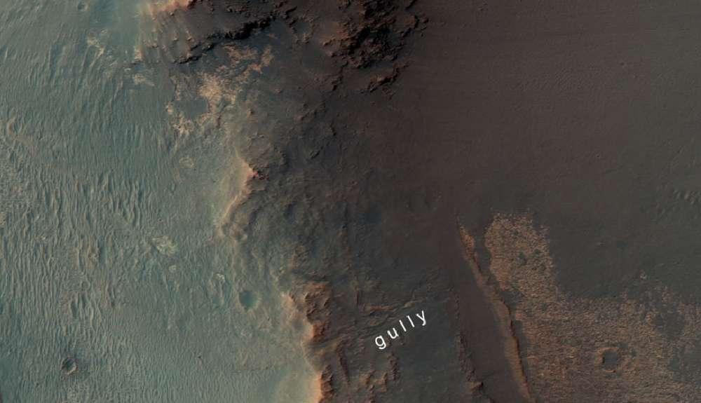 Marte Gully