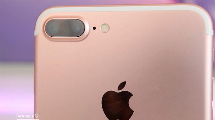 Câmara do Apple iPhone 7 Plus megapixels