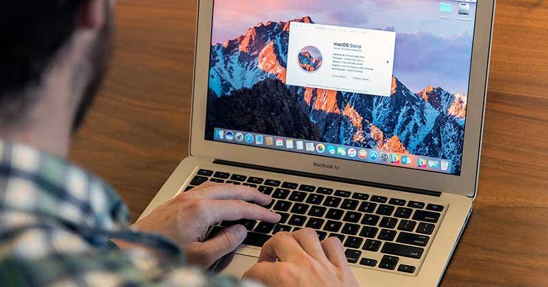 macOS iOS WWDC 2018 Apple A nova versão do macOS High Sierra está disponivel hoje em Beta; Imagem: depositphotos