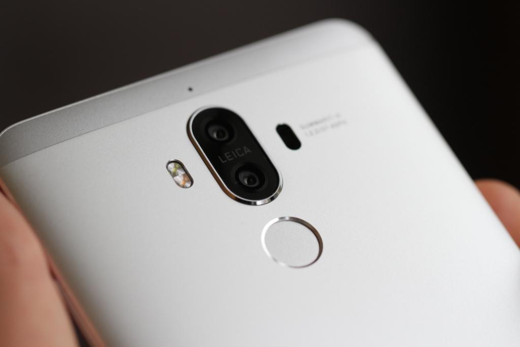 Huawei Mate 10: Alegada imagem mostra o design frontal do smartphone