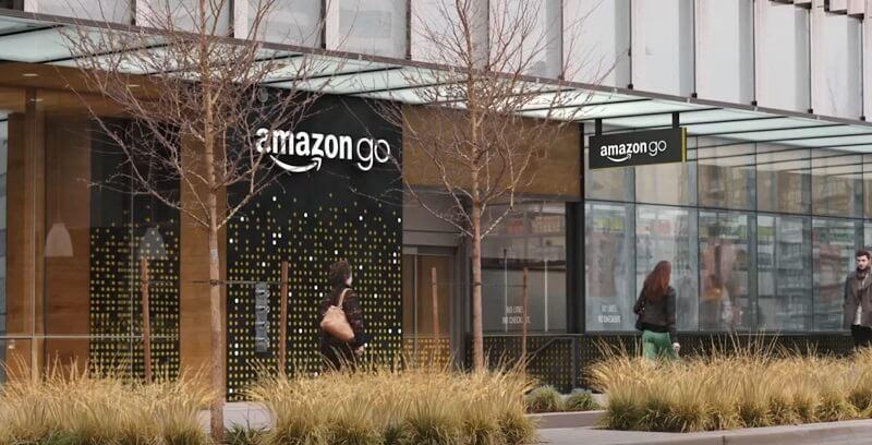 Amazon Go Loja