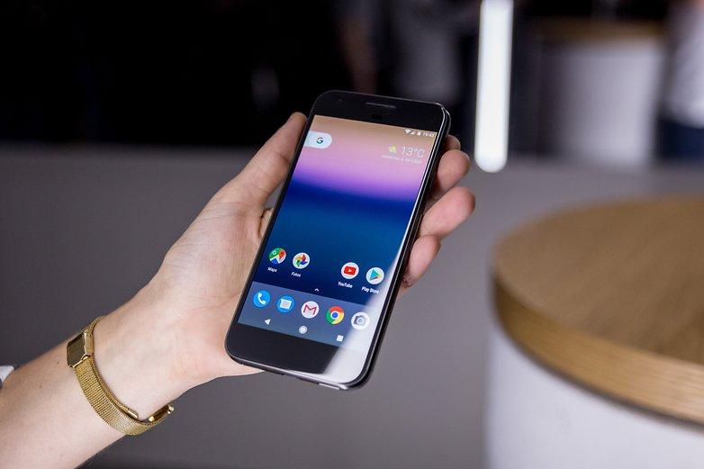 Google Pixel 2, desejos