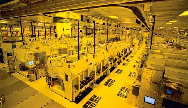 Fábrica da TSMC