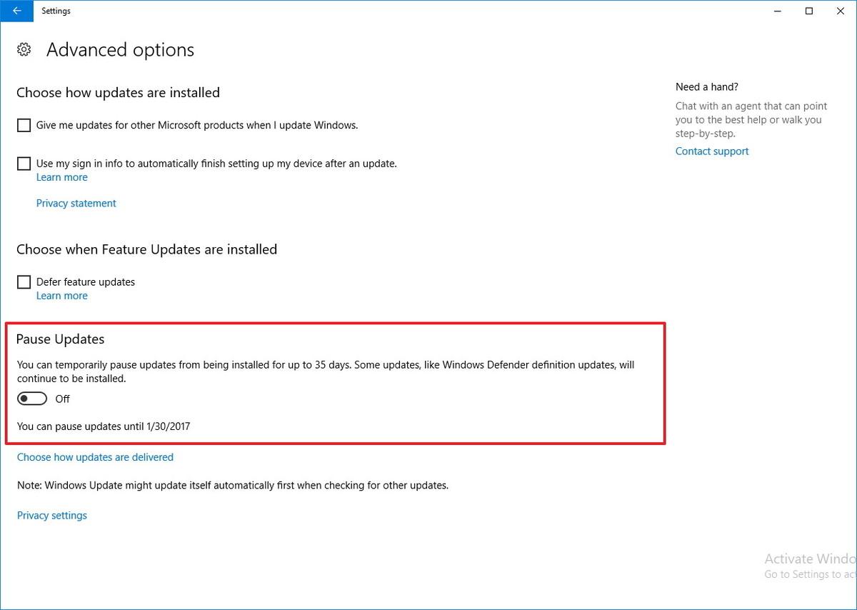 will windows 10 download resume suspend or resume bitlocker todas as novidades da build 14997 do windows 10 2 parte