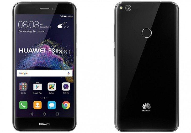 Huawei P8 Lite (2017) 4gnews