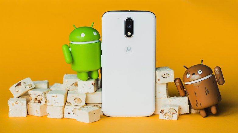 Motorola Nougat