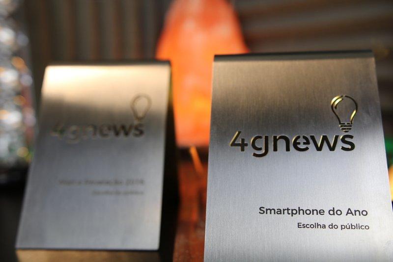 Prémios 4gnews: E o melhor do smartphone do ANO 2017 é ...