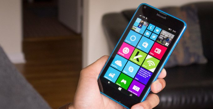 Nokia Lumia 640 Windows Phone